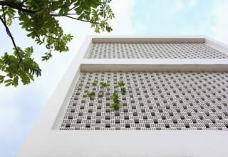 Thi công gạch thông gió giá rẻ tại Đà Nẵng