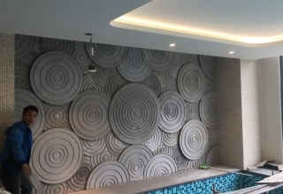 Gạch ốp tường 3D tại Tam Kỳ – Quảng Nam